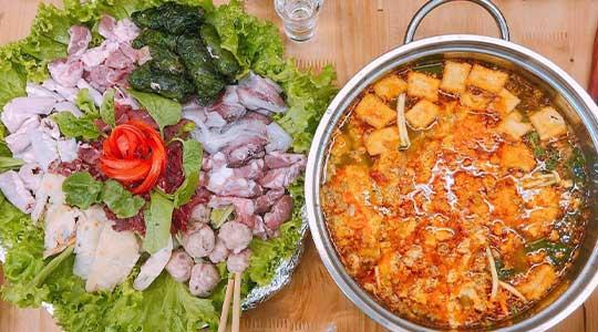 Bánh Đa Cua - Lẩu Cua Đồng Hải Phòng - Food Delivery Menu ...
