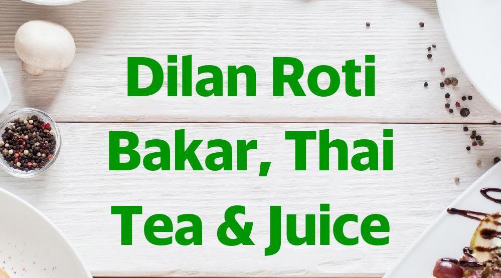 Dilan Roti Bakar Thai Tea Juice Ceningan Sari Makanan