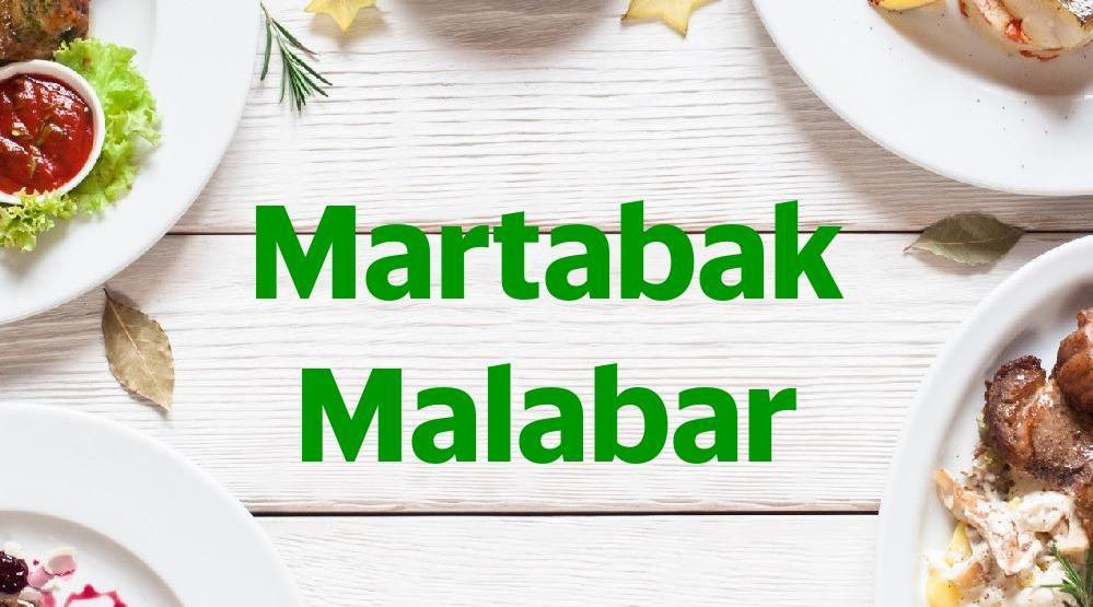 Martabak Malabar Indomaret Sungkono Makanan Delivery Menu