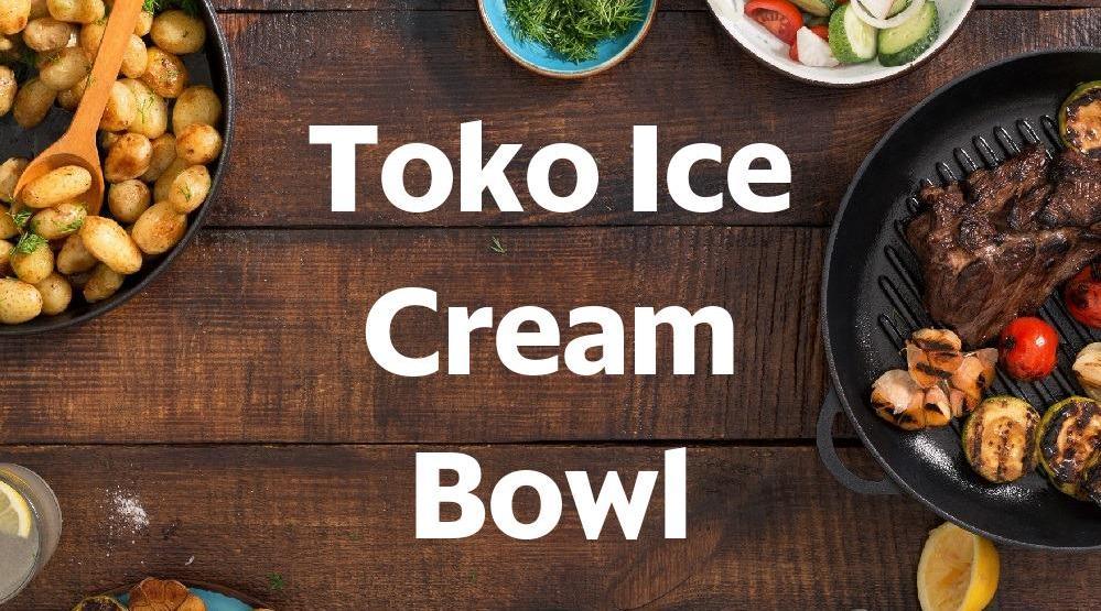 Toko Ice Cream Bowl Bekasi Utara Makanan Delivery Menu
