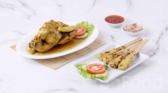 Ayam Betutu Khas Gilimanuk Senopati Makanan Delivery Menu
