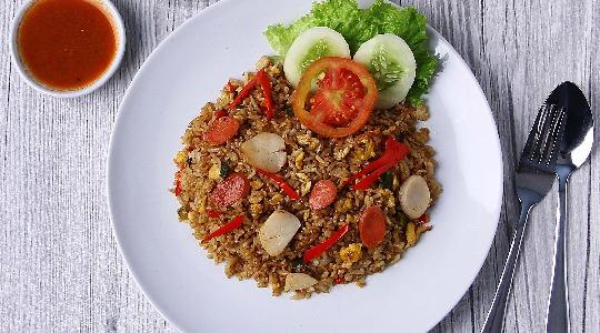 Nasi Goreng Dangdut - Merjosari