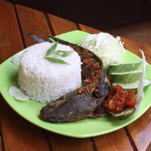 Warung Makan Pecel Lele Handayani Asli Gunung Kidul Palmerah Makanan Delivery Menu Grabfood Id