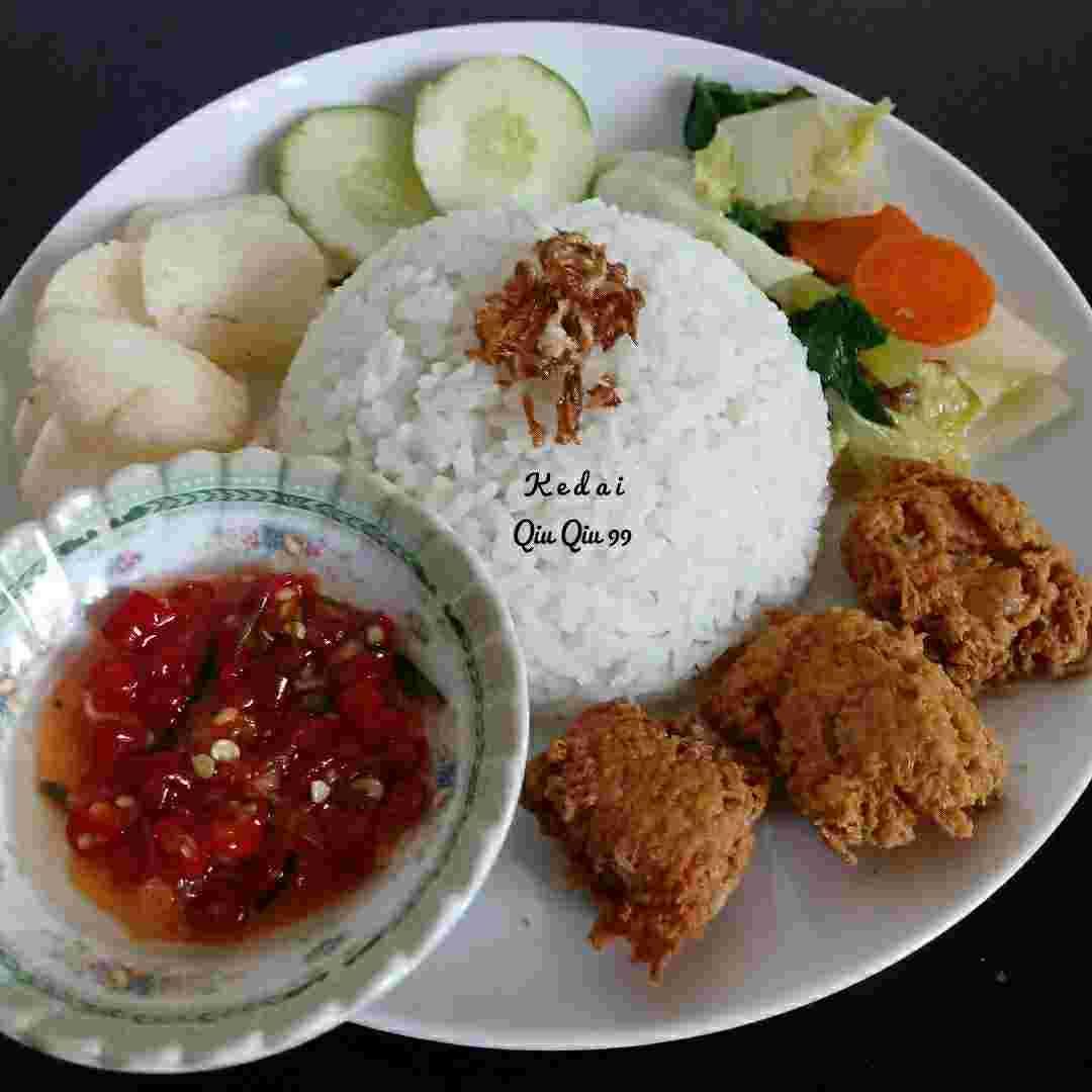 Kedai Qiu Qiu 99 Vegetarian Palembang 20 Ilir Iv Makanan Delivery Menu Grabfood Id
