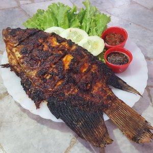 Ikan Bakar Mas Ed Medan Area Makanan Delivery Menu Grabfood Id