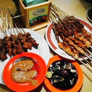 Sate Hadori - Sekejati - Food Delivery Menu | GrabFood ID