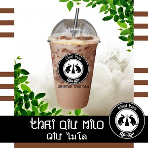 Qiu Qiu Thai Tea Sunggal Food Delivery Menu Grabfood Id