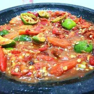 Pecel Lele Sambel Mentah Bojong Baru Makanan Delivery Menu Grabfood Id