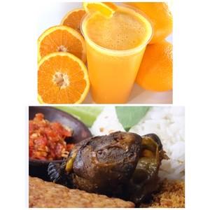 Kedai Sambelan Spesial Malond Manuk Londo Banjaragung Makanan Delivery Menu Grabfood Id