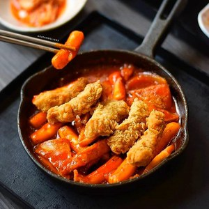 Korean Street Food Binong Permai Makanan Delivery Menu Grabfood Id