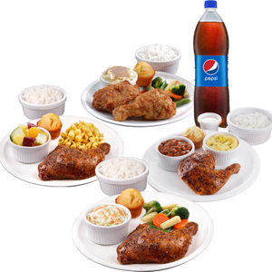 Kenny Rogers Roasters Robinsons Magnolia Available For Long Distance Delivery Food Delivery Menu Grabfood Ph