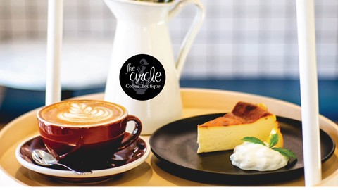 The Circle Coffee Boutique (เดอะ เซอร์เคิล คอฟฟี่ บูติก) - ภูเก็ตทาวน์ -  Food Delivery Menu | GrabFood TH
