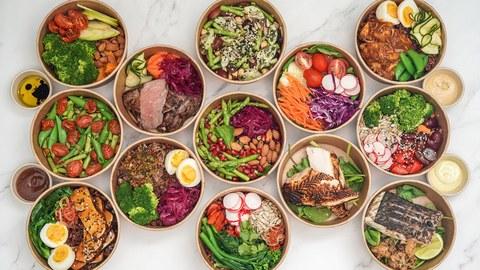 Green Kitchen Ct Hub 2 Food Delivery Menu Grabfood Sg