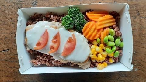 Fit Healthy Kitchen Sekul Food Delivery Menu Grabfood Id