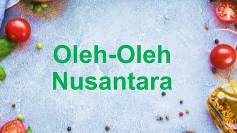 Oleh Oleh Nusantara Cakung Makanan Delivery Menu Grabfood Id