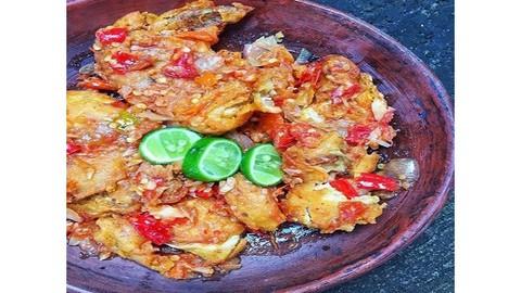 Ayam Geprek Iwang Iwung Ngrendeng Makanan Delivery Menu Grabfood Id
