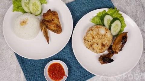 Ayam Bakar Goreng 73 Setiamanah Makanan Delivery Menu