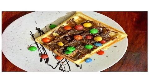 Mr Muffly Waffle Pemecutan Klod Makanan Delivery Menu