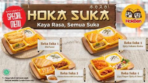 Hokben Express Griya Cinunuk Makanan Delivery Menu Grabfood