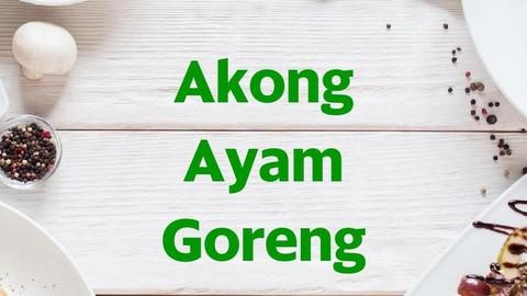 Akong Ayam Goreng Pahoman Food Delivery Menu Grabfood Indonesia