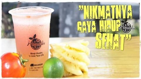 Honolulu Juice And Smoothie Sidorejo Food Delivery Menu Grabfood Id