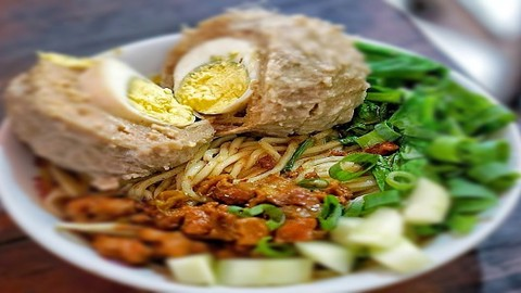 Warung Bakso Dan Mie Ayam Mas Pono Cisauk Makanan Delivery Menu Grabfood Id