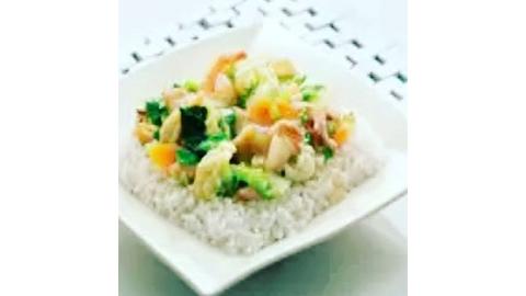 Rumah Makan Seafood Nasional Jatimulya Makanan Delivery Menu