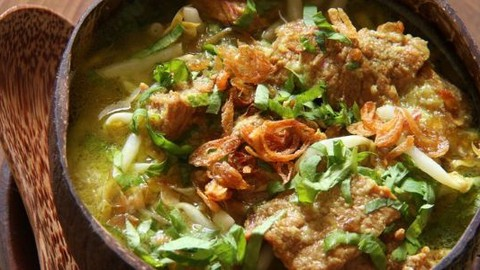Soto Daging Jakarta Pela Mampang Makanan Delivery Menu Grabfood Id