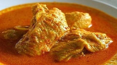 Kari Ayam Pedas Kerobokan Food Delivery Menu Grabfood Id