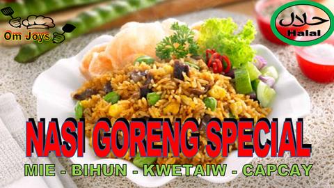 nasi goreng spesial cga cibinong makanan delivery menu grabfood id nasi goreng spesial cga cibinong