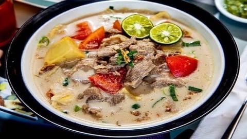 Soto Betawi Sop Iga Abdul 3 - Sukabungah - Makanan Delivery Menu | GrabFood  ID