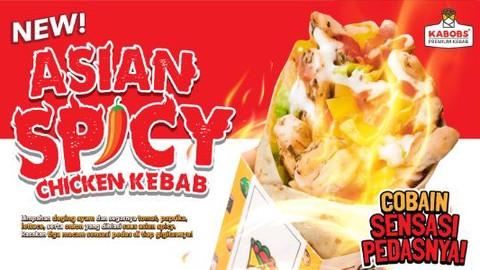 kabobs - istana plaza - makanan delivery menu | grabfood id