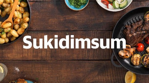Sukidimsum - Perumahan The River - Makanan Delivery Menu ...