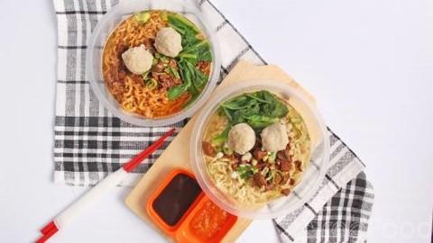 Mie Ayam Jago Cappa Galung Makanan Delivery Menu Grabfood Id