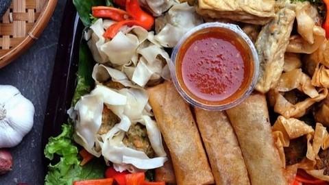 Cha Cha Kitchen Dangin Puri Kaja Food Delivery Menu Grabfood Id