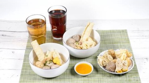 Bakso Enggal Malang Burangrang Makanan Delivery Menu Grabfood Id