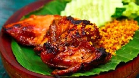 Ayam Bakar Quinza Jagakarsa Makanan Delivery Menu Grabfood Id