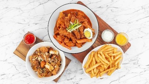 Chir Chir Ruko Garden House Makanan Delivery Menu Grabfood