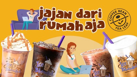 The Coffee Bean Tea Leaf Tsb 4 Food Delivery Menu Grabfood Id