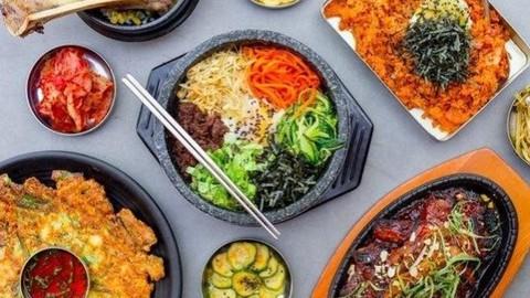 Hoho Korean Restaurant Clementi Street 12 Food Delivery Menu