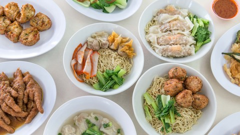 Fei Fei Wanton Mee - Joo Chiat Place [Islandwide Delivery] - Food Delivery  Menu | GrabFood SG