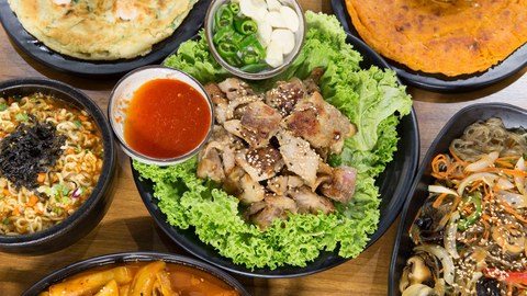 Muk Bang Korean Restaurant Viva Business Park Food Delivery