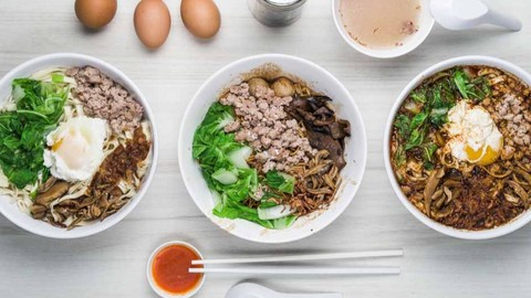 Hao Jia Ban Mian Wisteria Mall Food Delivery Menu Grabfood Sg