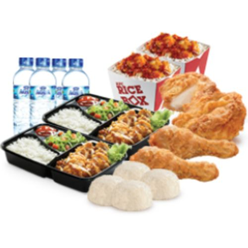 Kfc Pesona Square Depok Food Delivery Menu Grabfood