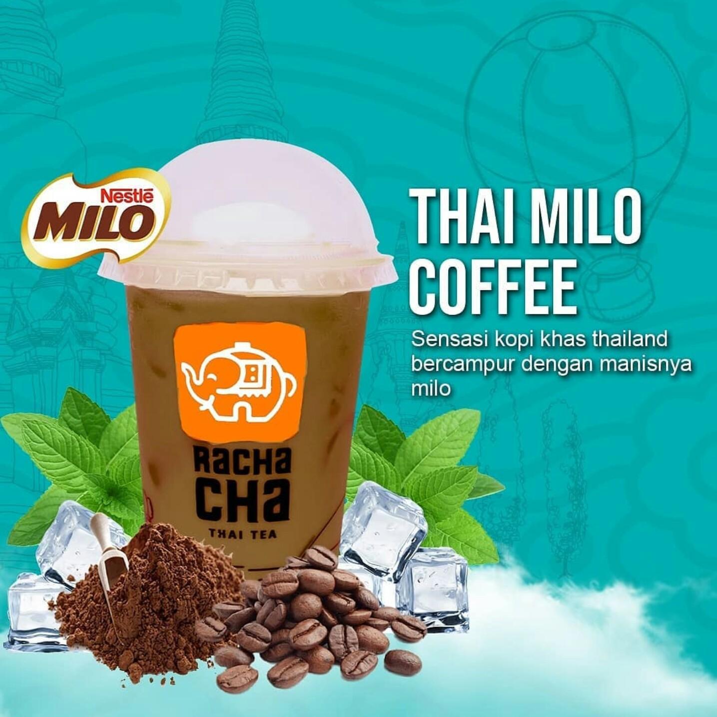 Racha Cha Thai Tea Koja Makanan Delivery Menu Grabfood