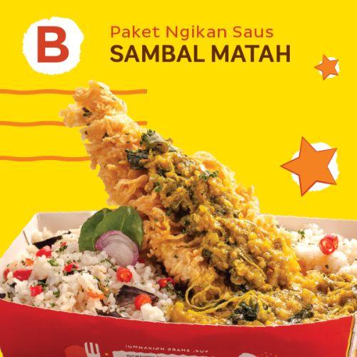 Ngikan Gkb Gresik Makanan Delivery Menu Grabfood Id