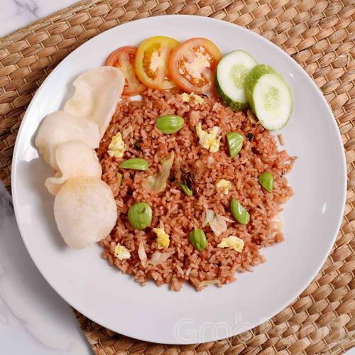 Nasi Goreng Komplit Lamongan Kelapa Gading Makanan Delivery