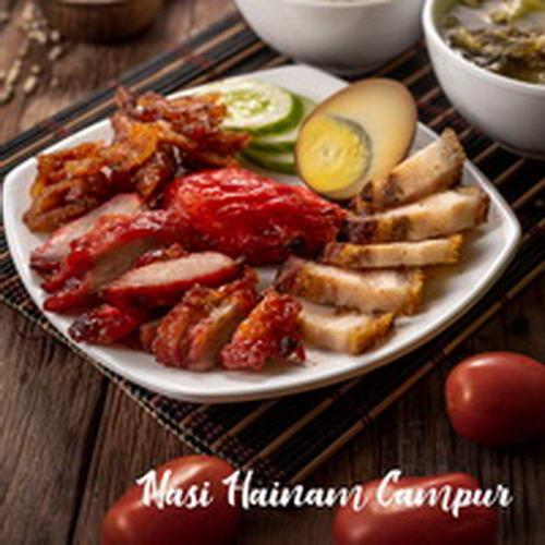 Nasi Hainam Ahong 88 Cipondoh Indah Makanan Delivery