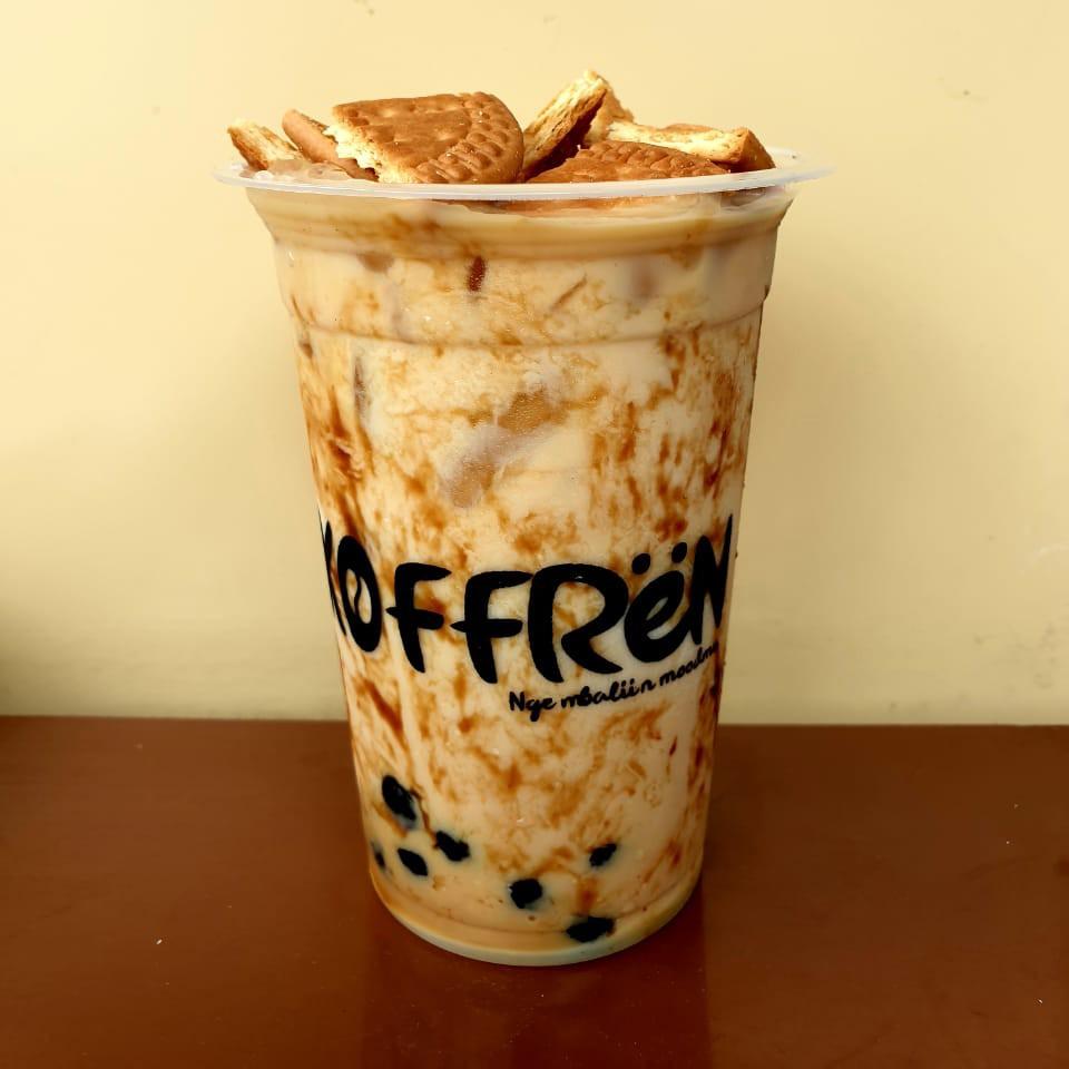 Koffren Kopi Coffe Manahan Makanan Delivery Menu Grabfood Id