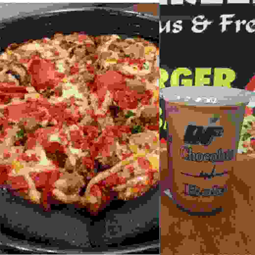 Pizza Mozarella Legok Makanan Delivery Menu Grabfood Indonesia
